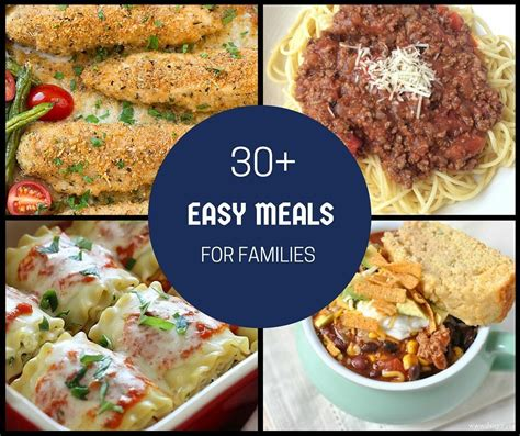 dinner ideas on a budget 30 and easy dinner ideas a fresh start on a budget