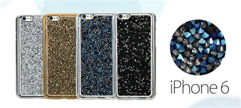 Blingcase Studed For Iphone rhinestone iphone 6 cases iphone 6 cases