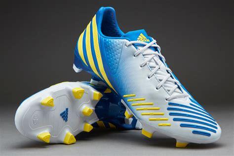 Adidas Predator Predito Black Yellow Sepatu Futsal sepatu bola adidas predator lz trx fg boots white yellow blue