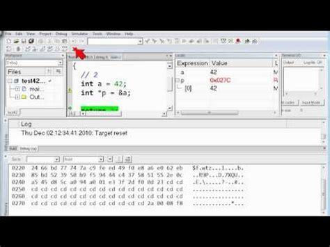 c tutorial zeiger 03b 1 funktionen in c deklaration definition while do