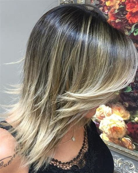 over forty hairstyles with ombre color 40 best medium straight hairstyles and haircuts stylish