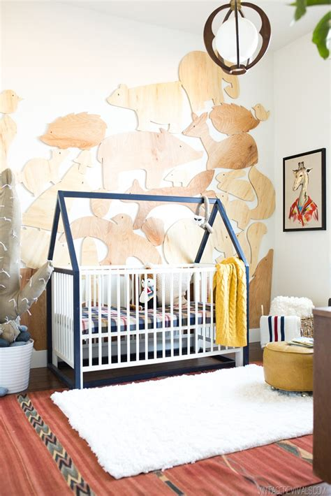Kinderzimmer Baby Junge by Baby Boy Nursery Reveal Vintage Revivals