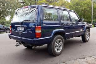 2000 jeep xj sport 4x4