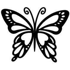 imagenes mariposas siluetas siluetas de mariposas buscar con google pinteres