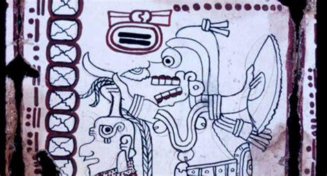 imagenes codices mayas un misterioso c 243 dice maya es el documento escrito m 225 s