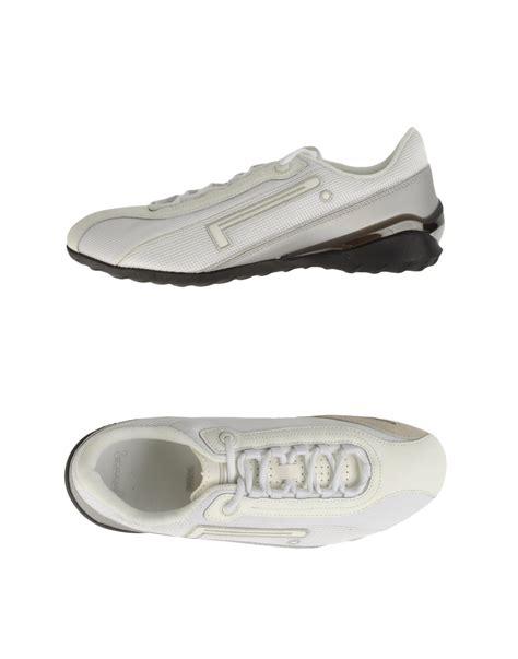 pirelli sneakers pirelli pzero sneakers in beige for white lyst
