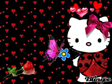 wallpaper hello kitty san valentin wallpaper kitty valentine animated picture 131900403