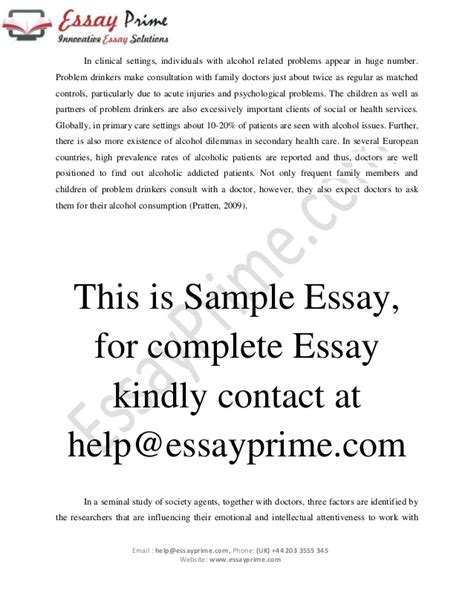Alcoholism Essay by Essay On Alcoholism Effects Of Alcoholism Essay Essay On Alcoholism Persuasive Essay