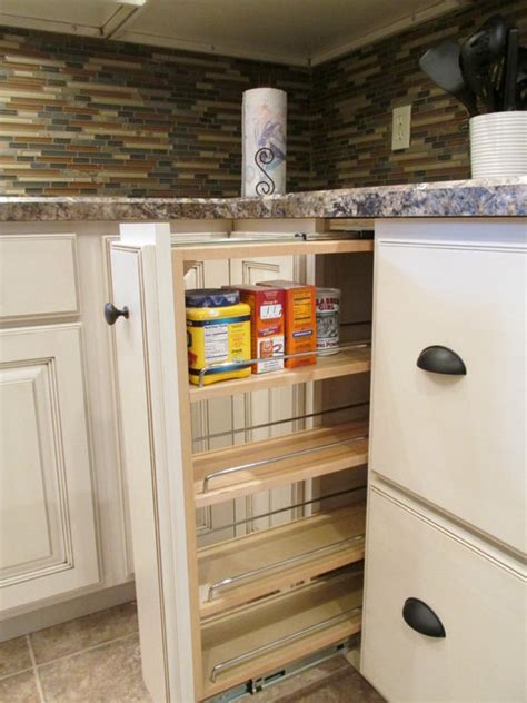 Kitchen Cabinet Storage Accessories Kitchen Accessories Kitchen Drawer Organizers Other Metro By Woodart Cabinetry