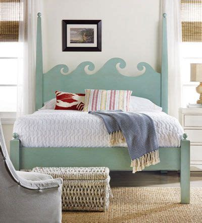 beach style beds best 25 cottage furniture ideas on pinterest