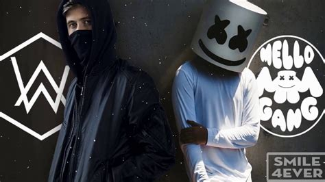 alan walker x marshmello marshmello alan walker youtube