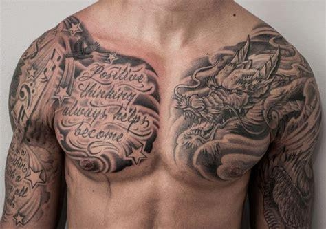 tattoo dragon studio ho chi minh 25 best chest tattoos for men