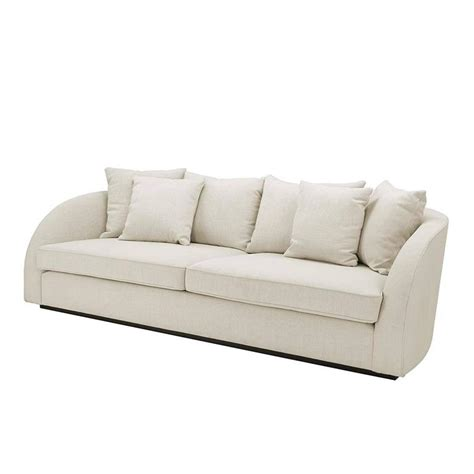 greige sofa miami lounge sofa with greige velvet fabric for sale at