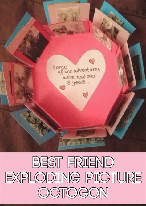 Best Handmade Gifts For Best Friend - best 25 best friend gifts ideas on