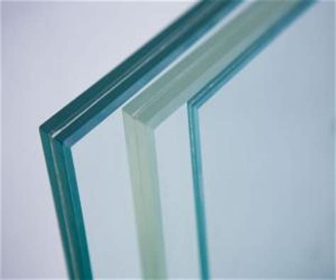 Interior Doors Decorative Glass Acoustic Laminated Glass