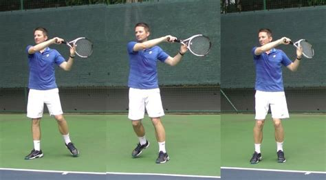 forehand swing forehand follow through catching technique and why use it