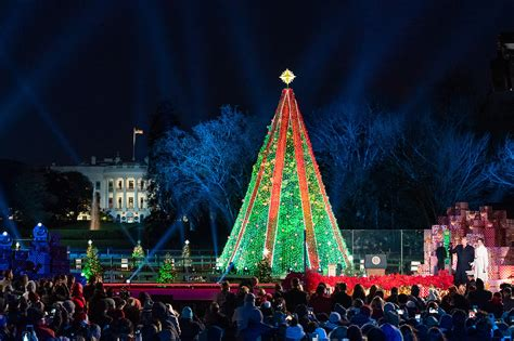 christmas tree lighting speech sles dc trees ranked washingtonian