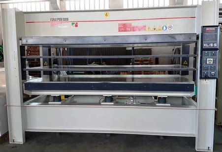italpresse xls hydraulic hot press italpresse xls hot