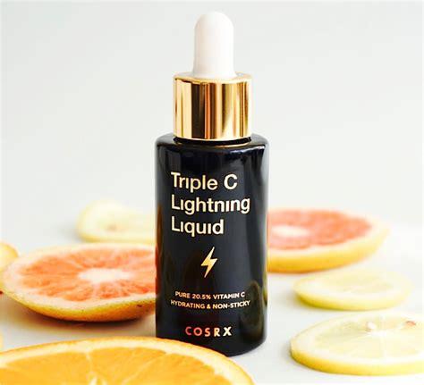 New Serum Vitamin C Hanasui Orange Serum Vitamin C Bpom Jaya this new c lightning liquid serum is like an orange for your because it s packed