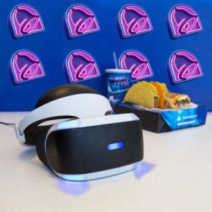 Taco Bell Ps4 Sweepstakes - tacobell com win a psvr during the playstation game 2016