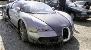 Bugatti Veyron Lake Crash Bugatti Veyron Lake Crash The Aftermath In Pictures