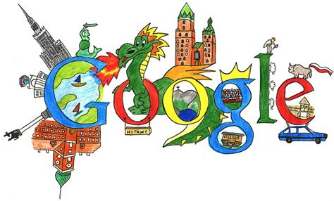 google design ideas doodle 4 google 2012 poland winner