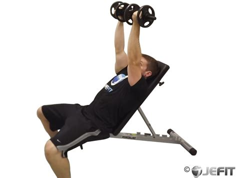twisting dumbbell bench press dumbbell incline fly with a twist exercise database
