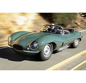 Jaguar Goes Back To The Past Nine 'new' XKSS Road