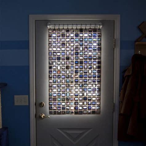 slide curtain kodachrome curtains diy shades from color photo slides