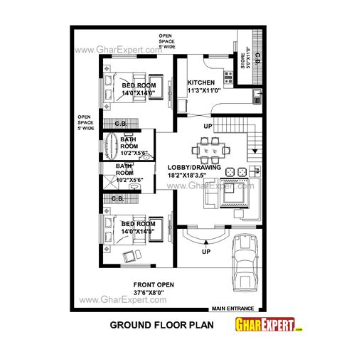 home design 50 sq ft house plan for feet by50 plot size square yards what is of
