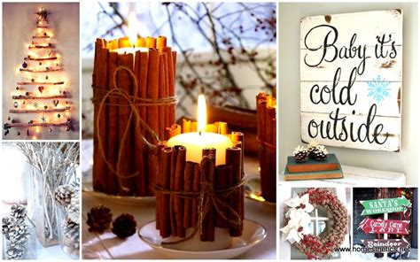 home made christmas decorations get ahead and prepare for christmas with these 30 magic