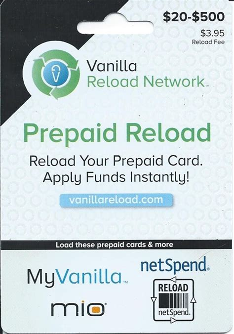 Gift Card Reload - where to buy vanilla reload cards frequent miler