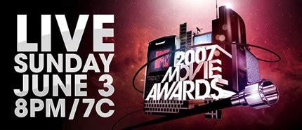 Shiny Awards 2007 Coming Soon by The 2007 Mtv Awards Nominees Comingsoon Net