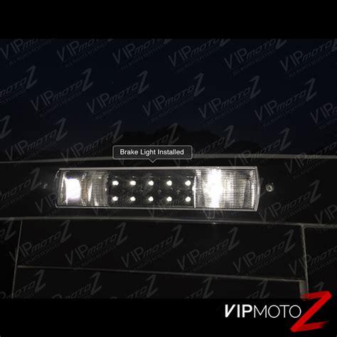 cab lights for dodge ram 2500 2002 2008 dodge ram 1500 2500 3500 led black 3rd brake