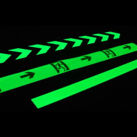Glow In The Exit Stickers