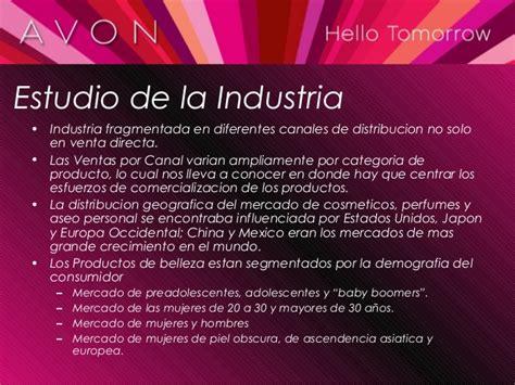 Mba For Avon by Caso Avon Presentaci 243 N De Power Point Mba Derechos
