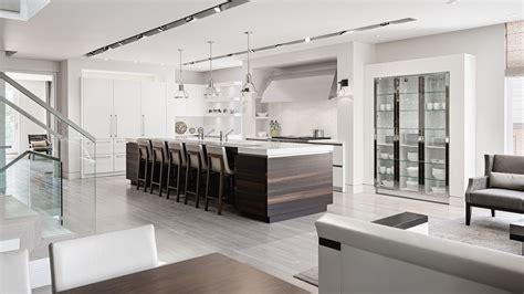 mod鑞e cuisine avec ilot central cuisine avec 238 lot central 3 solutions pour espace de vie