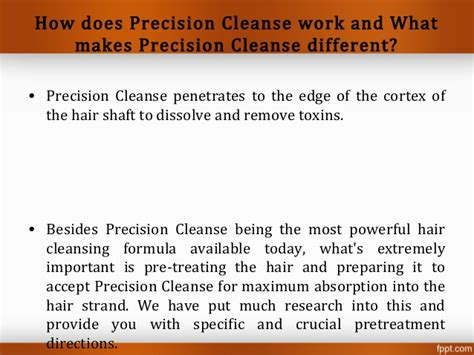 Detox The Cortex by Introducing About Precision Cleanse Toxin Wash Shoo