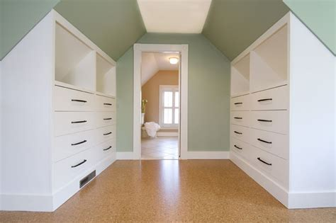 Small Attic Closet Ideas by Attic Remodeling Ideas On Attic Remodel Attic Storage And Small Attic Bathroom