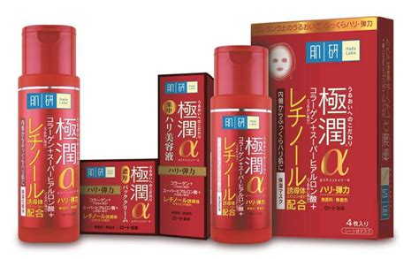 Hada Labo Ultimate Anti Aging Milk 100ml confession of a die makeup junkie shuiyuki s review for hada labo retinol lotion by