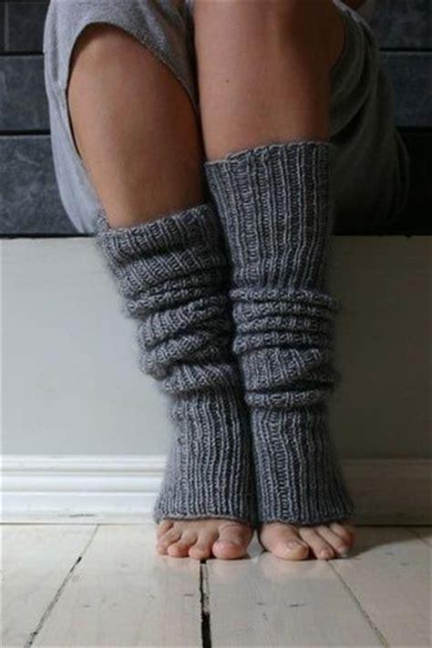 easy leg warmer knitting pattern ravelry easy leg warmers crochet knit yarn