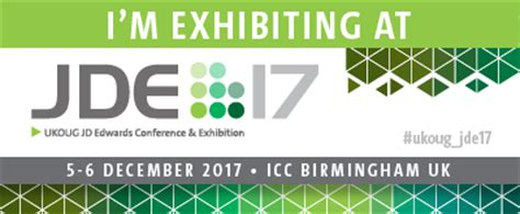 ukoug jd edwards conference & exhibition 2017, 5th 6th