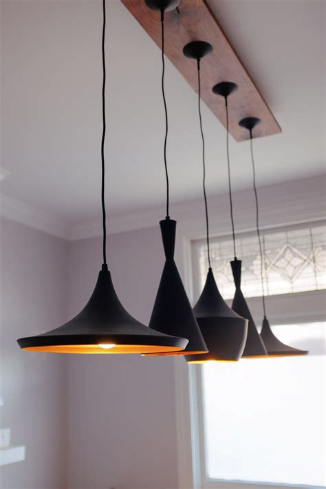 how to make your own light fixture two picture of stone