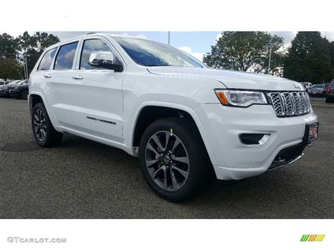 white jeep 2017 2017 bright white jeep grand overland 4x4