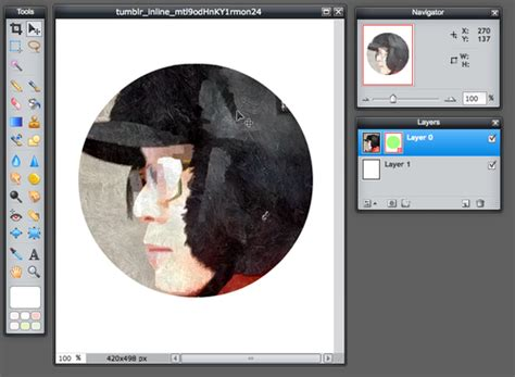 layout editor circle pixlr editor how to make a circular avatar with template