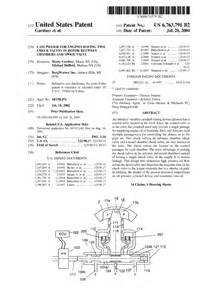 patent specification template brown how to read a patent front page