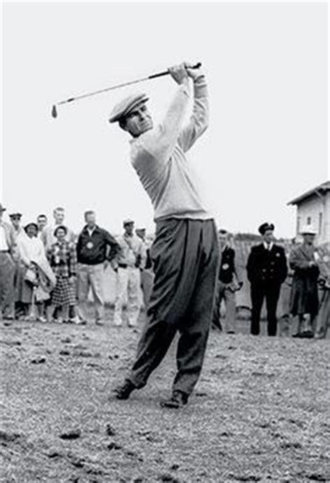 ben hogan swing 1953 ben hogan 1953 british open carnoustie golf pinterest