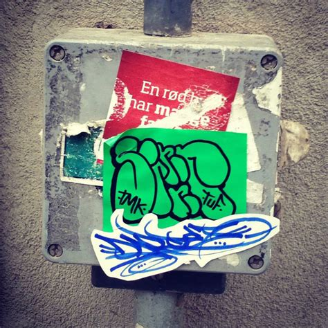custom graffiti stickers daroe urban cartel
