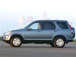 2006 honda cr v se sport utility 4d pictures and