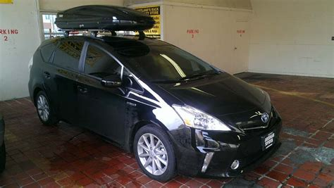 Prius Rack by Toyota Prius V The Roof Rack Guide